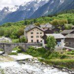 Promontogno – Castelmur – Stampa, Val Bregaglia / Bergell