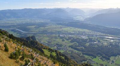 Wanderung im Alpstein, Appenzell, von Staubern via Saxerlücke, Bollenwees am Fählensee, Rheintaler Sämtis, Sämtisersee, Plattenbödeli, Ruhesitz nach Brülisau