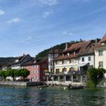 Steckborn (Untersee) – Stein am Rhein, ViaRhenana Etappe 2