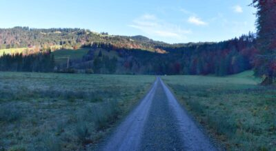 Wanderung vom Sihltal, Studen SZ Ochsenboden, via Fläschlihöchi (Fläschlipass) zum Wägitalersee (Innerthal)