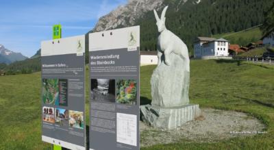 Wanderung von Wertgenstein zur Cufercalhütte und weiter nach Sufers
