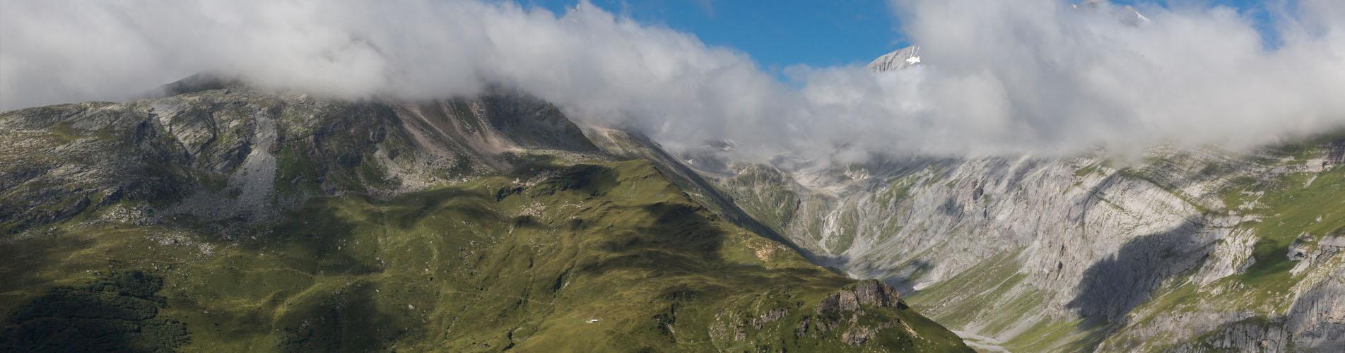Wanderungen in der Surselva: Breil / Brigels, Greina Hochebene, Val Frisal, Naturpark Beverin, Piz Mundaun, Bündner Rigi, Schlans, Waltensburg, Sumvitg, Trun uvm.