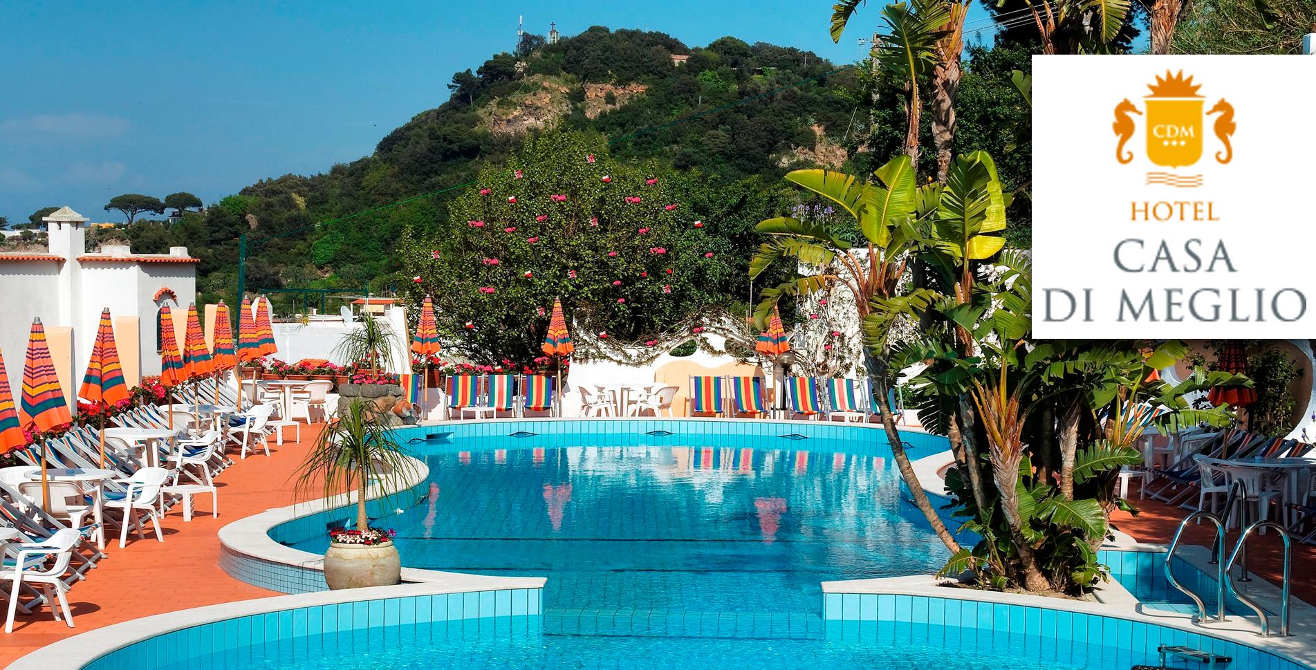 Wandern und Thermalbaden auf Ischia – Hotel Casa Di Meglio