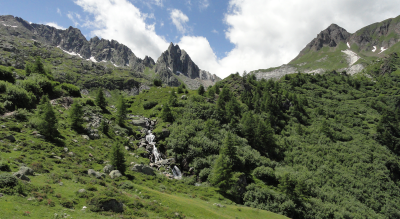 Wanderung zur Capanna CAS Campo Tencia – Lago Tremorgio