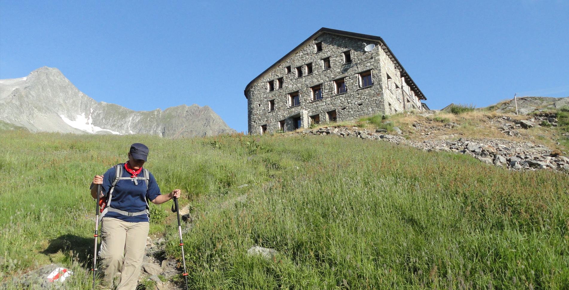 Wanderung auf der Greina Hochebene: Pian Geirett – Terrihütte – Puzzatsch