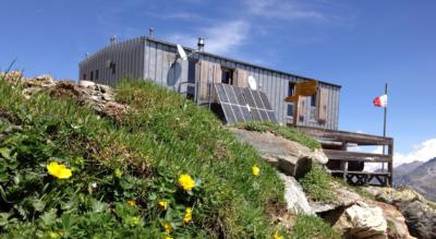 Rundwanderung von St. Niklaus, Wallis, zur Topalihütte SAC