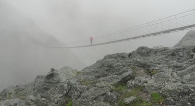 Wanderung: Triftbrücke – Windegghütte