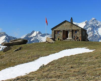 Wanderungen im Unterengadin, Graubünden