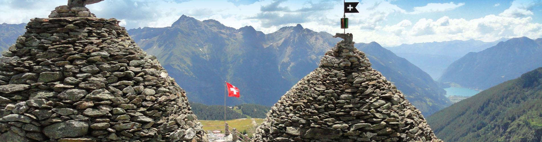 Wandern im Puschlav und Val Poschiavo, Graubünden: Berninapass (Passo del Bernina), Lago Bianco, Alp Grüm, Sassal Masone, Cavaglia, Rifugio Saoseo, Lagh da Saoseo uvm. Ein Paradies für Wanderungen!