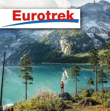 Wanderferien / Wanderreisen in der Schweiz, auf der Via Alpina