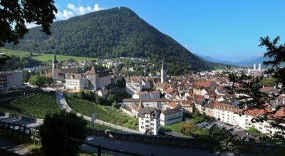 Wanderung von Chur via Passugg, Malix, Churwalden, Parpan, Valbella nach Lenzerheide auf der 1. Etappe der Via Sett