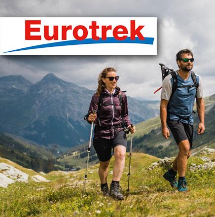 Wanderferien / Wanderreisen in der Schweiz, auf der Via Spluga