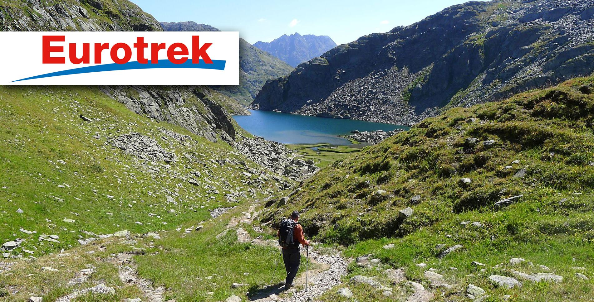 Wanderferien / Wanderreisen in der Schweiz