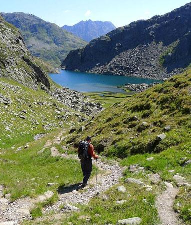 Vier-Quellen-Weg – Wanderferien und Wandern ohne Gepäck
