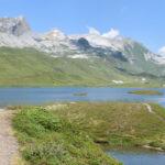 4-Seen-Wanderung mit Übernachtung, vom Trübsee (Engelberg) zur Melchsee-Frutt