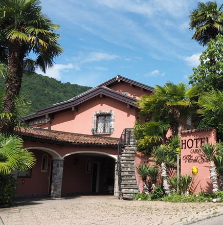 Villa del Sole, Ponte Tresa