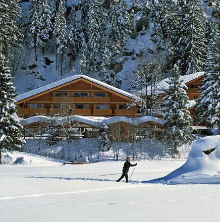 Waldhotel Doldenhorn, Kandersteg