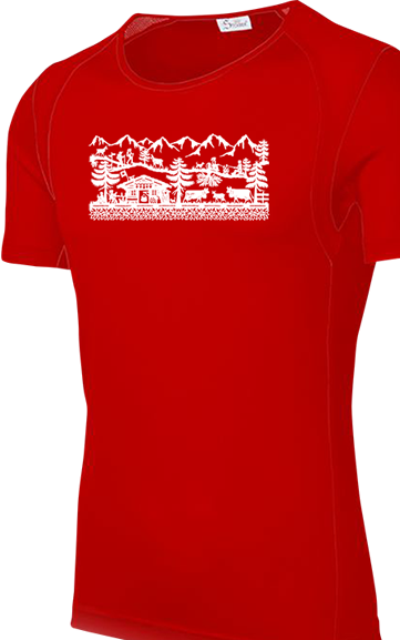 Atmungsaktive, schnelltrocknende und superleichte Wander-T-Shirts