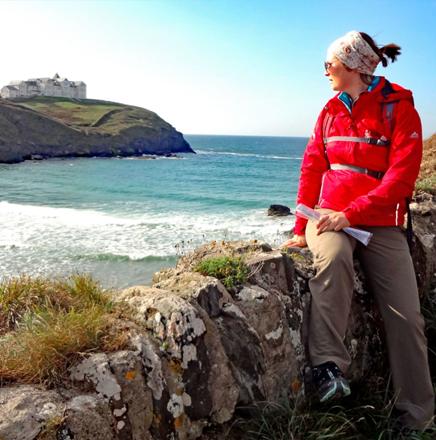 Wanderferien / Wanderreisen in Cornwall