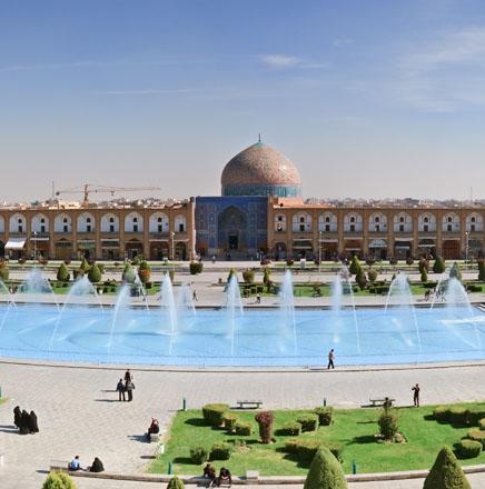 Wandern im Iran auf einer geführten Wanderreise / Wanderferien