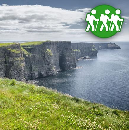 Wanderferien / Wanderreise Irland