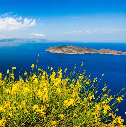Wandern in Kreta auf einer geführten Wanderreise / Wanderferien