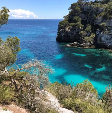 Wandern auf Menorca auf einer geführten Wanderreise / Wanderferien