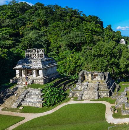 Wandern in Mexiko auf einer geführten Wanderreise / Wanderferien