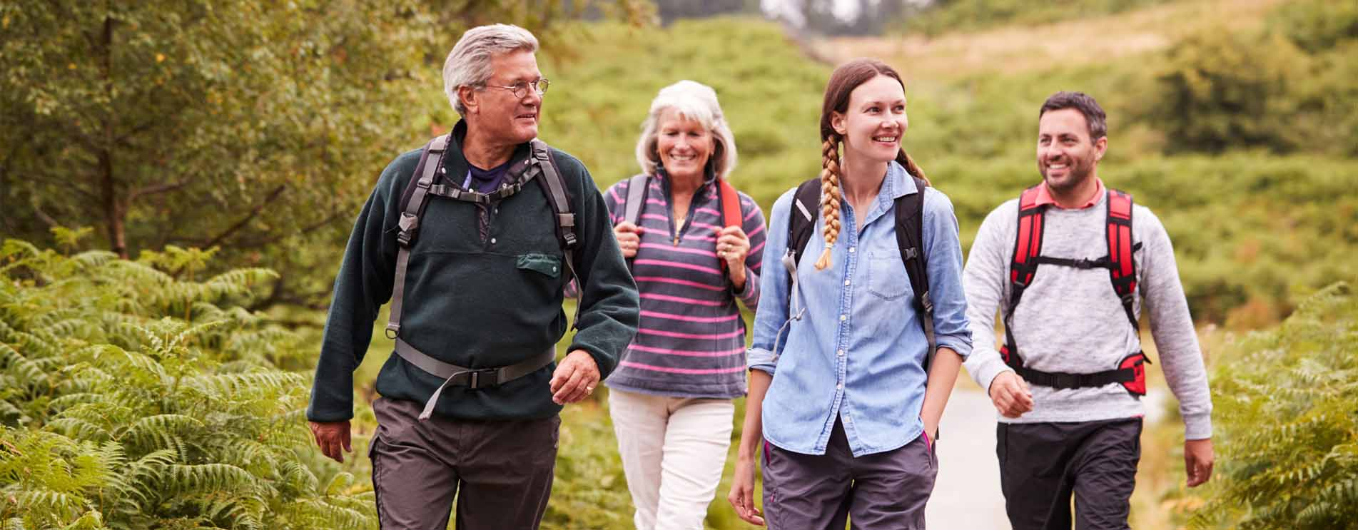 Alleine verreisen – gemeinsam erleben: Wanderferien und Reisen für Singles und Alleinreisende - gemeinsam statt einsam
