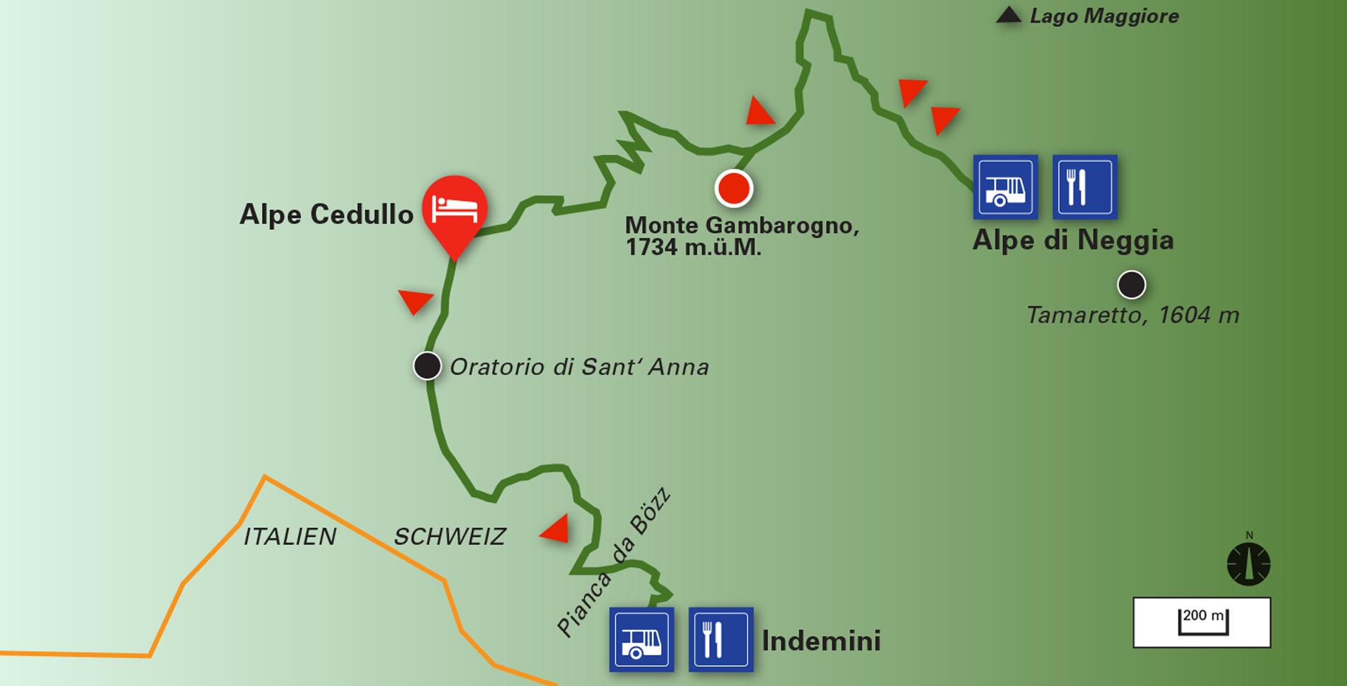 wanderkarte_alpe_di_neggia_monte_gambarogno_indemini