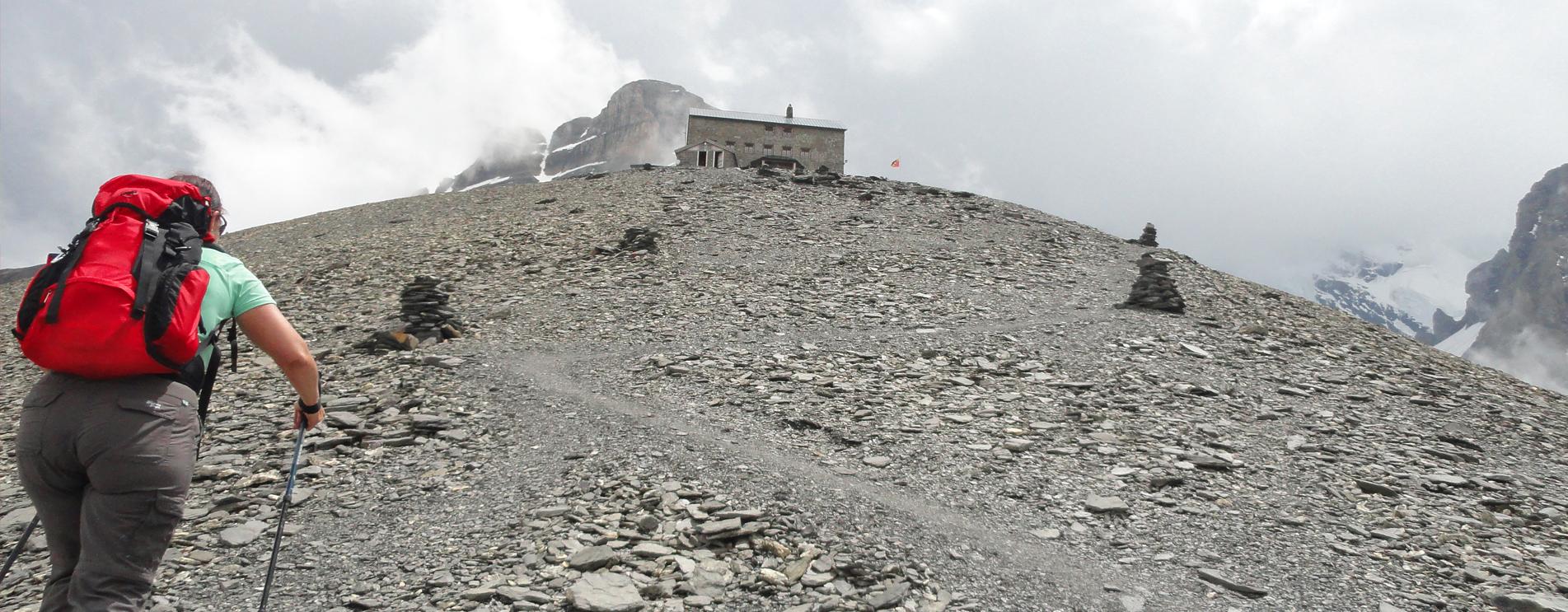 Covid-19: SAC-Hütten und Wandern / Bergtouren in Zeiten von Corona