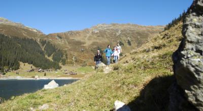 Wanderung von Davos Clavadel ins Sertigtal zum Sertig Dörfli und via Sertig Sand zum Ducan-Wasserfall