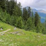 Dischmatal: Dürrboden – Davos-Dorf (Jakobsweg)