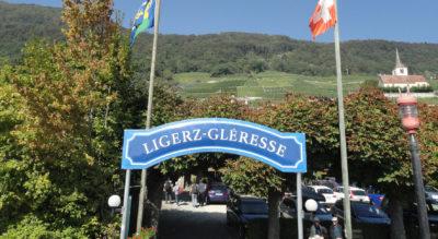 Wanderung am Bielersee entlang von La Neuveville via Ligerz auf dem Reblehrpfad nach Twann und weiter nach Tüscherz und Biel.