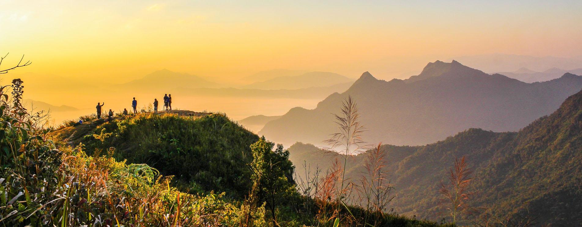 Wandern mit Profis – Geführte Wanderungen und Wanderferien