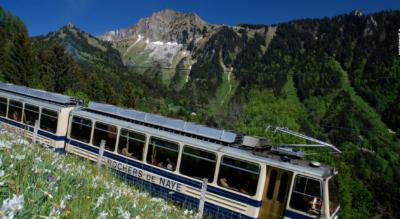 Wanderung auf den Rochers de Naye mit dem Murmeltiergarten, oberhalb Montreux, von der Station de Jaman via Col de Bonaudon, Grottes de Naye, Naye d'en Haut