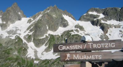 Wanderung zur Sustlihütte im Meiental am Sustenpass