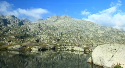 3. Etappe der Wanderung auf dem Vier-Quellen-Weg vom Gotthardpass via Mottolone, Lago di Lucendro, Alpe di Lucendro, Passo di Lucendro, Rosso di Dentro, Cna di Viei, Cna dei Sterli, Alpe di Ruino zur Capanna Piansecco CAS / Pianseccohütte im Bedrettotal / Val Bedretto (Nufenenpass)