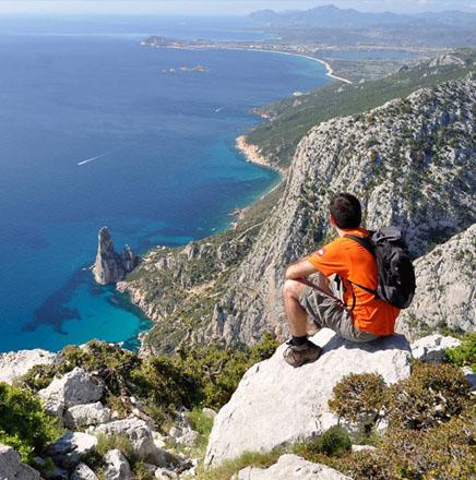 Wandern auf Sardinien, auf einer geführten Wanderreise / Wanderferien die Insel erkunden