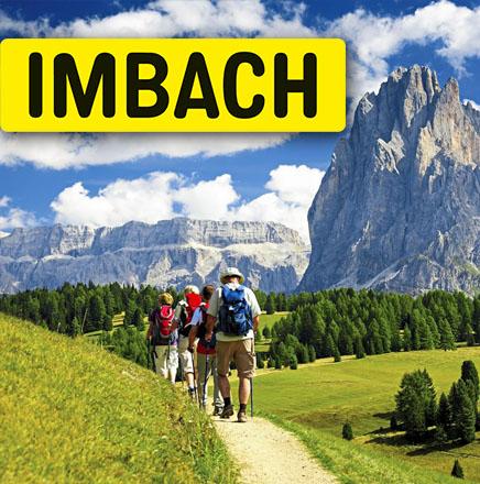 Wandern in den Dolomiten auf einer Wanderreise / Wanderferien