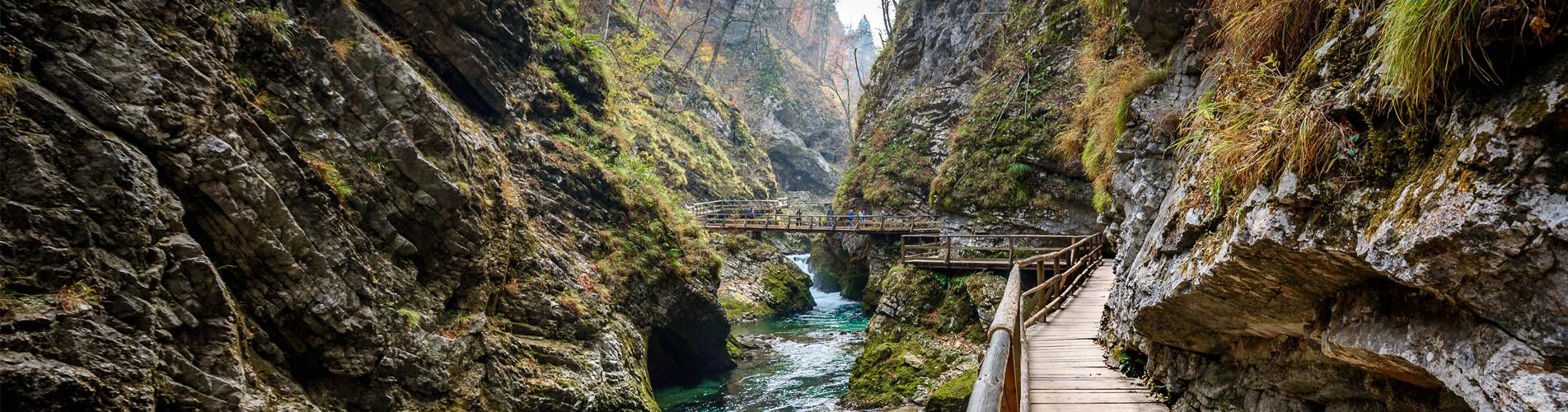 Geführte und individuelle Wanderferien und Wanderreisen in Europa