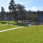 Adliswil – Park im Grüene (Duttipark), Rüschlikon