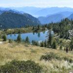 Grenzgipfel Pilone im Onsernonetal, Alpe Salei – Pilone – Laghetto…