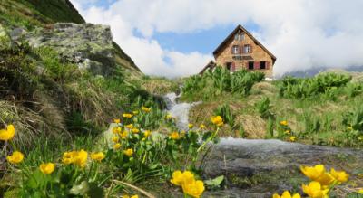 Wanderung von Innertkirchen durch das Urbachtal zur Gaulihütte und zum Mattenalpsee