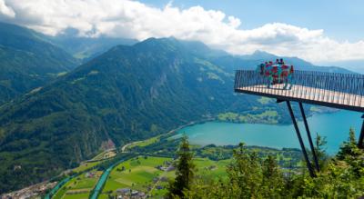 Höhenwanderung / Wanderung auf dem Brienzergrat von der Alp Lombach auf den Suggiture, Schönbüel, Roteflue, Höji Egg, Wannichnubel zum Harder Kulm