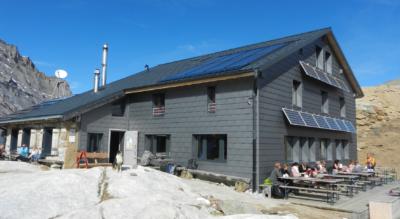 Wanderung vom Gasteretal, auch Gasterntal (von Selden), über den Lötschegletscher zur Lötschenpasshütte und über den Lötschepass ins Löschental zur Lauchernalp
