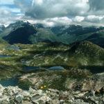 Macun Seenplatte (Nationalpark), Zernez – Lavin