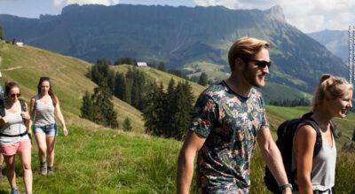 Wanderung im Entlebuch von der Marbachegg via Alp Imbrig, Hürndliegg, Hürnli, Schübelsmoosegg nach Marbach