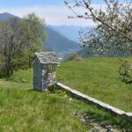 Centovalli: Monte Comino – Costa – Intragna