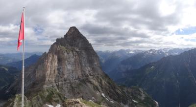 Wanderung von Rosenlaui durch die Rosenlauischlucht zur Dossenhütte und durch das Ürbachtal nach Innertkirchen
